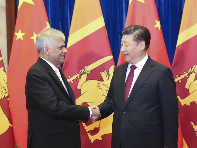 ranil-in-china