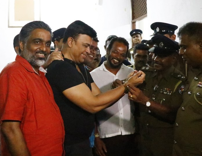 Ranjan-arrested