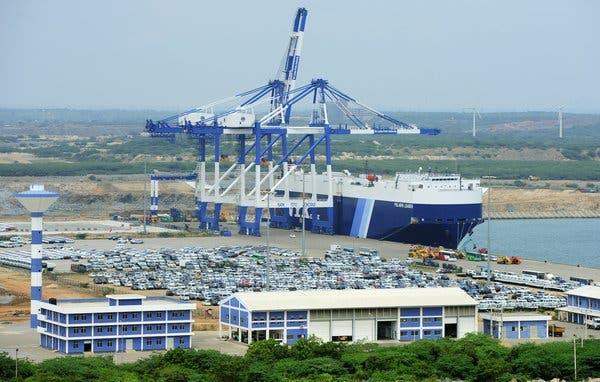 Hambanthota Port