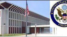US embassy SL